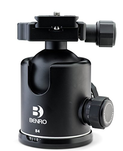Benro Triple Action Ball Head w/ PU70 Quick Release Plate
