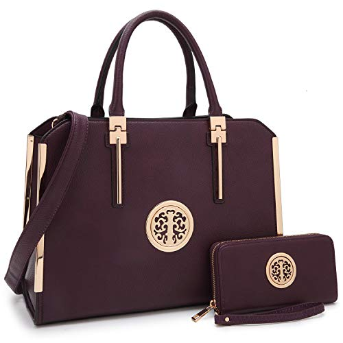 Women's Designer Handbags Tote Bag Satchel handbag Shoulder Bags Tote Purse(DPP) ()
