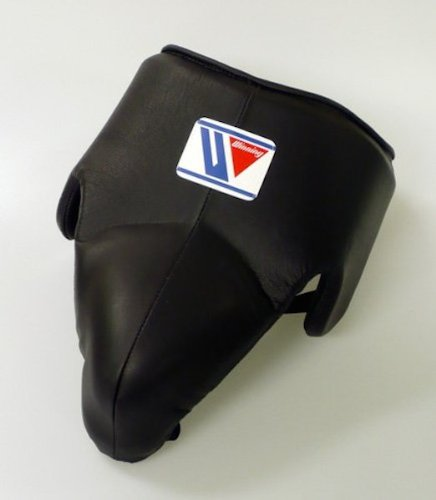 WINNING Boxing Cup Protector CPS-500 Standard L Size Black by WINNING