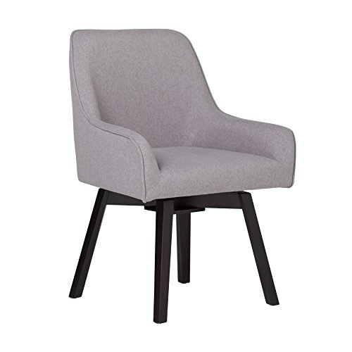 Studio Designs 70147 Spire Swivel Task Chair, Heather by Studio Designs