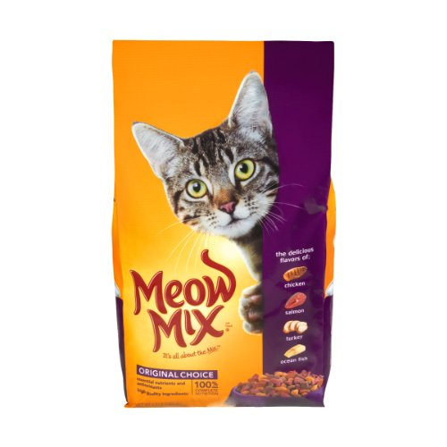 Meow Mix Original Choice Cat Food, 6.3 Pound - 5 per case. by Meow Mix