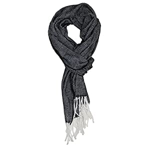 Ted and Jack - Ted's Classic Cashmere Feel Checkered or Plaid Scarf 2