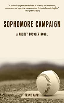 Sophomore Campaign Mickey Tussler Novel ebook product image