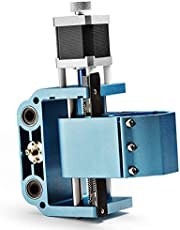 Genmitsu Aluminum Z Axis Spindle Motor Mount, 300-500W Spindle Holder, 52mm Diameter for 3018-PROVer/PROVer Mach3