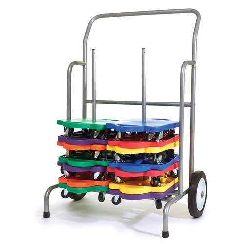 Image of BSN Scooter Board/Cone Cart Equipment Carts