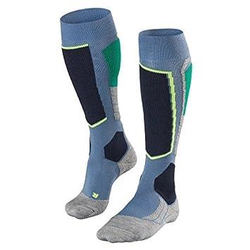 FALKE Calcetines para Esquiar para Hombre, 2 Unidades: Amazon.es: Deportes y aire libre