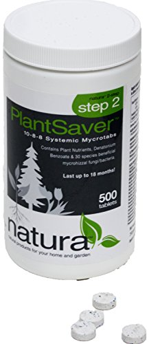 Natura Deer Repellent Systemic 500 Tablets PlantSaver Step 2 by Natura