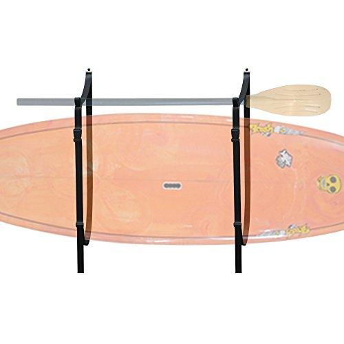 YYST Improved Surfboard Wall Storage Strap SUP Wall Rack Strap Board Hanger Boat Keeper Garage Hanger by YYST