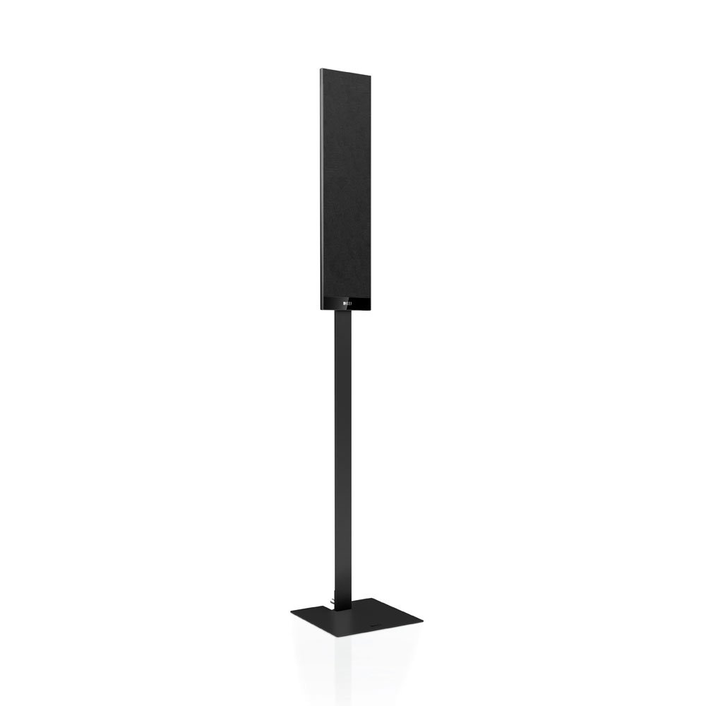 KEF T Series Floor Stand - Black (Pair)