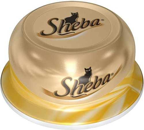 - Sheba Dome Prime Cuts of Chicken Breast - Foil Tray (80g) - Pack of 6