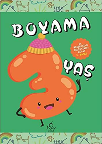 Boyama 3 Yas 9786059840873 Amazon Com Books