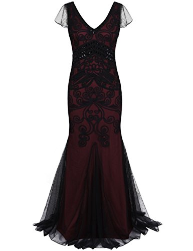 formal 1920 style dresses - 4