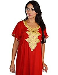 Amazon.com: Moroccan Caftans - Traditional & Cultural Wear: Clothing, Shoes & Jewelry