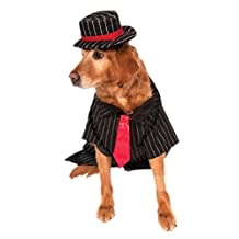 Rubies Costume Co Big Dogs Mob Dog Costume, XXX-Large