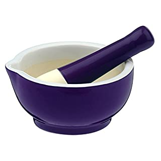 BIA Cordon Bleu Stoneware Mortar and Pestle - Red (B005P9AAVA) | Amazon Products
