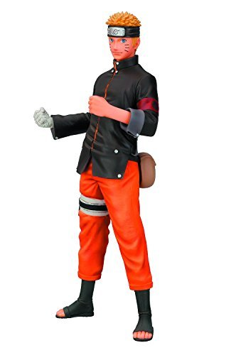 Banpresto Naruto Shippuden DXF Shinobi Relations SP Naruto Action Figure ()