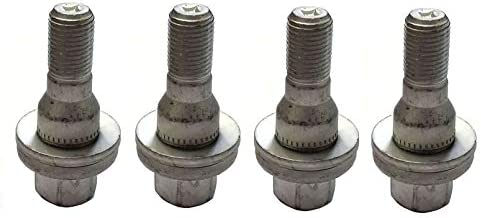 Peugeot 106 1007 206 307CC 405 Wheel Nut Bolts x 4 206CC 207 306 307