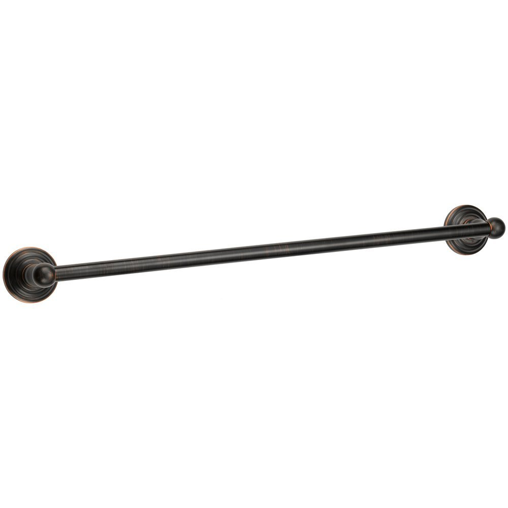 Designers Impressions 800 Series Oil Rubbed Bronze 24'' Towel Bar by Designers Impressions