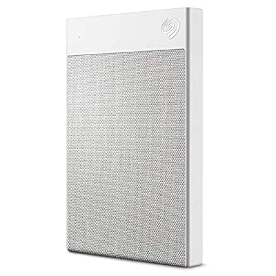 Seagate 1TB Backup Plus Ultra Touch Portable External Hard Drive by SEAGATE