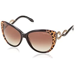 Roberto Cavalli womens RC736S6005G Cateye Sunglasses