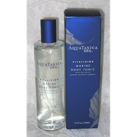 - Aquatanica Spa Vitalizing Marine Body Tonic from Bath & Body Works