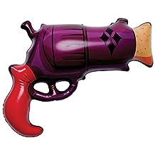 Rubie's Costume Company 32365_NS Girls DC Comics Harley Quinn Inflatable Gun Accessory Costume, One Size