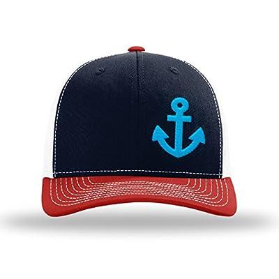 Richardson 112 Trucker Cap – Snapback Anchor Maritime