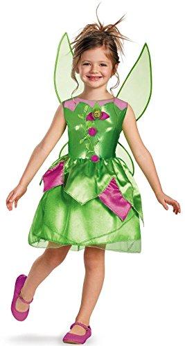 [Tinker Bell Classic Costume - Medium] (Tinkerbell Costume Baby Girl)