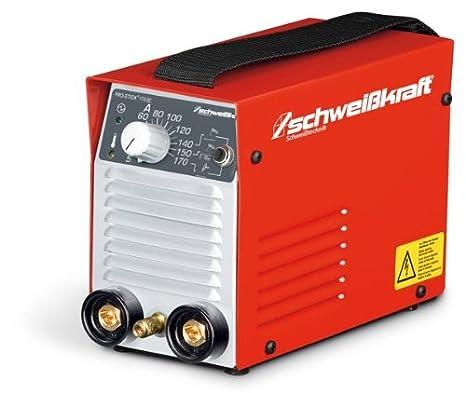 Eléctrico de soldadura inverter PRO-STICK 170 DC: Amazon.es: Bricolaje y herramientas