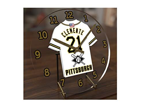 USA Baseball Legends Table Clocks - 7