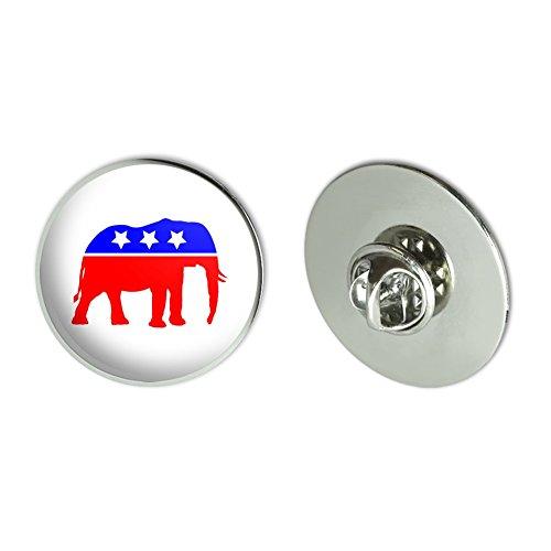 Republican Elephant GOP Conservative America Political Party Metal 1.1