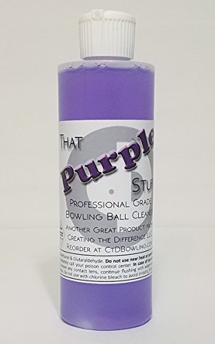 That Purple Stuff Bowling Ball Cleaner | 8 oz Bottle