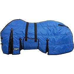 Tough 1 600 Denier Stable Blanket w/Belly Warmer 7
