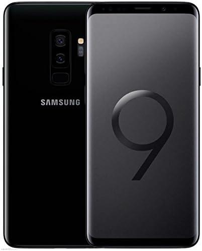Samsung Galaxy S9+, 64GB, Midnight Black -Fully Unlocked (Renewed)