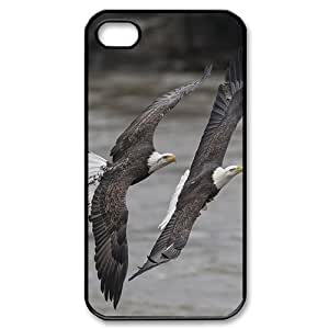 Animals Eagles ZLB558430 Brand New Phone Case for Iphone 4,4S, Iphone 4,4S Case
