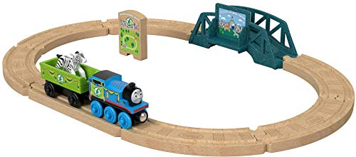 Thomas & Friends Fisher-Price Wood, Animal Park Set ()