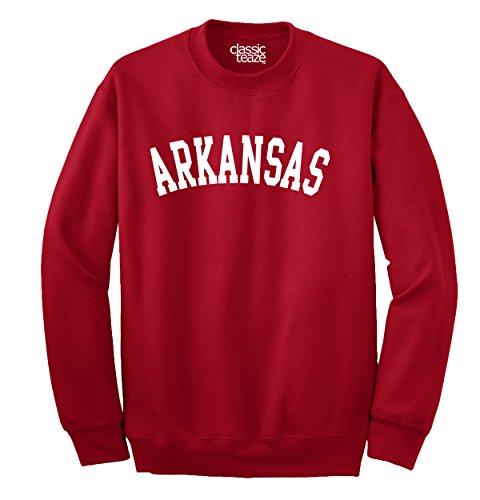 Arkansas Sweatshirt - 9