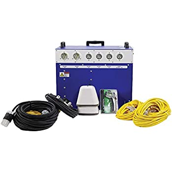 Bed Bug Heater System Contains All Equipment For Heat