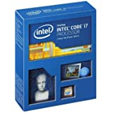 Intel Core i7 4930K Extreme Hex Core CPU Retail (Socket 2011, 3.40GHz, 12MB, 130W, Hyper-Threading Technology, Virtualisation for Directed I/O)