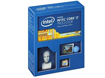 Intel Core ® ™ i7-4820K Processor (10M Cache, up to 3.90 GHz