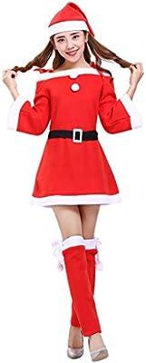 autumnfall Juego de ropa de Navidad, diseño de Papá Noel de ...