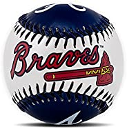 Franklin Sports MLB Team Baseball - MLB Team Logo Soft Baseballs - Toy Baseball for Kids - Great Decoration fo