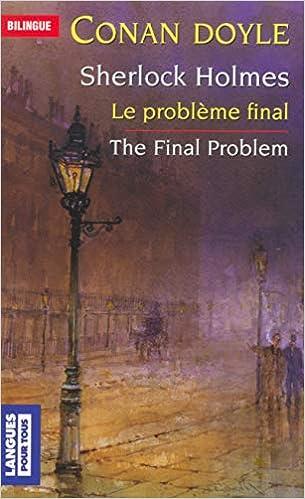 Le Problème final et autres nouvelles