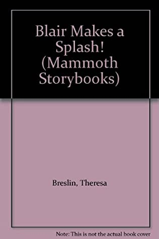 book cover of Blair Makes a Splash!