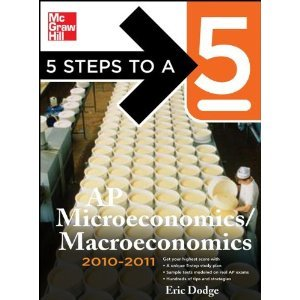 5 Steps to a 5 Ap Microeconomics/macroeconomics, 2010-2011 Edition[paperback] PDF