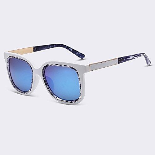 calidad de de Anteojos estilo de Gafas lo mujer lujo de de de Gafas TIANLIANG04 alta marca cuadrado C06 verano C05 marco Anteojos axwq4P