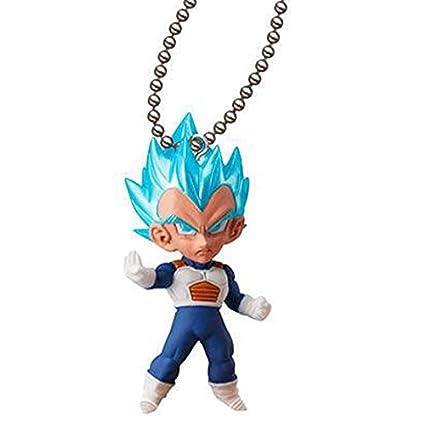 Dragon Ball Universe Xeno Vegeta figura llavero gashapon ...