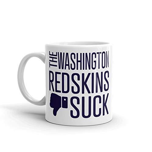 Die Washington Redskins saugen 9