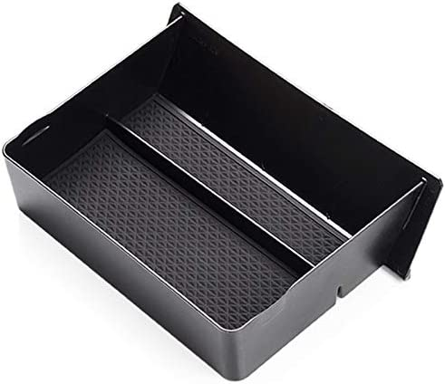 Noblik Central Console Storage Box Car Interior Accessories Container Content Drawer Box for Tesla Model X//Model S