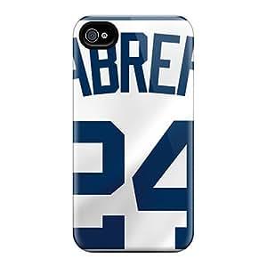Best Hard Phone Case For Iphone 6plus (Jbl16478tlBK) Support Personal Customs Lifelike Detroit Tigers Series